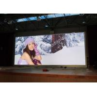 P3 / P6 Front Service LED Display Rental , Led Full Color Screen with Magnets Manufactures