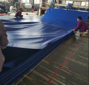 China Glossy Matte Fire Retardant Tarpaulin Truck Cover on sale