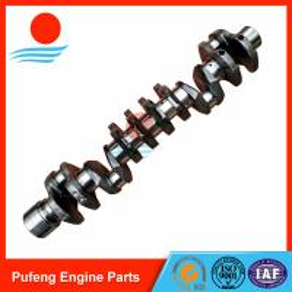 Quality Forged Crankshaft manufacturer for HINO J08E part No. 13411-2241 for sale