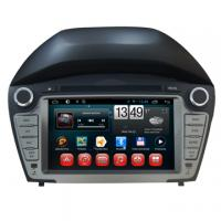 China Factory OEM In Dash Car Stereo Navigation System for Hyundai 2014 IX35 with DVD CD Player on sale