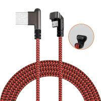 Unbreakable Metal Android Micro USB Cable 180 Degree Short Long Available Manufactures