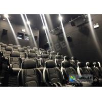 Single Motion Chair 5D Theater Simulator with 100 Attractive Movies Manufactures