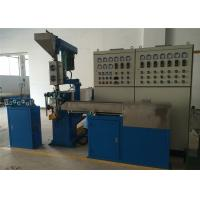 Plastic Electric Cable Making Machine Double Head Co Extrusion Sheath Cable Coated Unit Manufactures