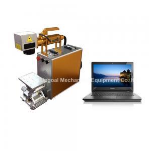 Handheld Type Metal Fiber Laser Marking Machine Manufactures