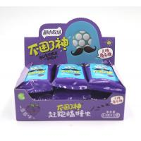 6.8g Blueberry Flavor Sugar Free Mint Candy / Vitamin C Candy Tablets Refreshing peppermint candy Manufactures