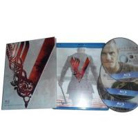 High Definition TV Show Box Sets On Dvd / Blu Ray Movie Box Sets Original Manufactures