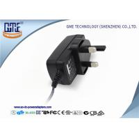 Qualified  UK Plug 24V 0.5A Switching Power Adapter For Game Player Manufactures