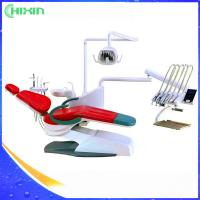China Factory Manufacture Dental Unit /Multifunctional Electric Dental Chair with led lampe  CX-8000(17) on sale