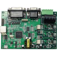 6 Layers HASL SMT Printed Circuit Board Assembly For Network Control Board Manufactures