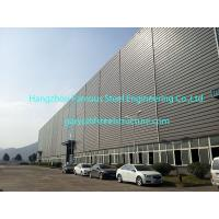 Prefabricated Structural Steel Buildings ASTM A36 Carbon Steel Manufactures