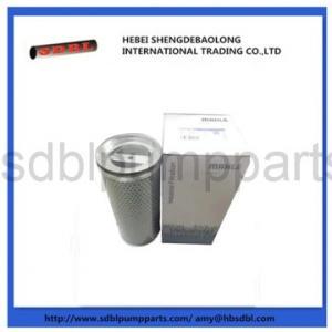 China zoomline concrete pump filter element on sale