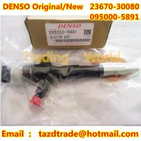 DENSO Original and New Injector 095000-5891/095000-5890 / 23670-30080 /095000-589# TOYOTA Manufactures