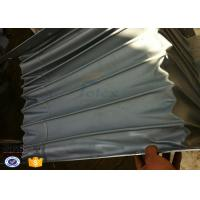 China 300gsm PVC Coated Fiberglass Fabric for Durable Duct Heat Resistant Flexible Duct on sale