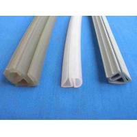 Maintenance Free Silicone Seal Strip , Platinum Cured Silicone Extruded Profiles Manufactures