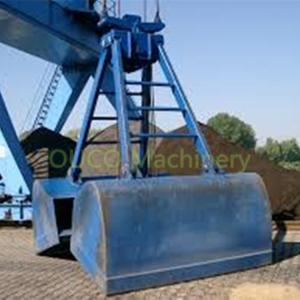 Mechanical Structure Coal Hnadle Clamshell Grab Bucket Manufactures