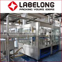 RCF-W8-8-3 Water Bottling Machine 3000-36000BPH ISO Certification Manufactures