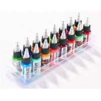Professional Tattoo Ink Sets 3D Brows Microblading UV Curing Acid Resistant Manufactures