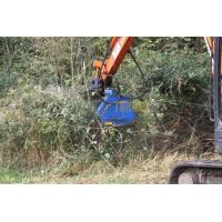 Efficient Hydraulic Hedge Cutter , Mechanical Tree Pruner 2.5m Cut Total Length Manufactures