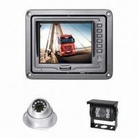 China 7-inch rearview system with LCD monitor, new style and multifunction on sale