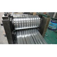 3 X 1250mm Coil Cut To Length Line Hydraulic Galvanized Steel Coil Slitting Machine Manufactures