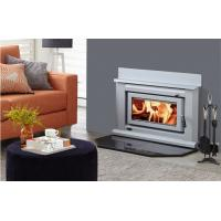 Home Appliances Gas Fireplace Insert Wood Pellet Insert Stove Europe Style Manufactures
