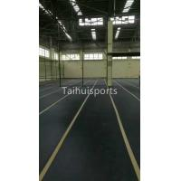 Water Drainage Natural Synthetic Grass Underlay For Soccer Field Lightweight Manufactures