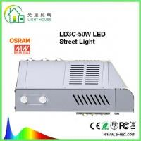 IP65 Nichia High Power Led Street Light SMD3030 Chip 140 LM / W DLC FCC Certified Manufactures