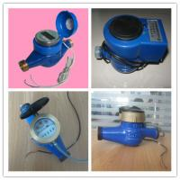 15mm-25mm Electronic MBUS Intelligent Water Meter For AMR System High Sensitivity Manufactures