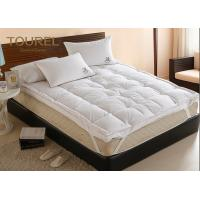China 100% Cotton Hotel Mattress Protector Water Proof comfortable Super Soft on sale