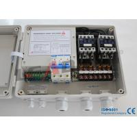 High Precision Booster Pump Controller Earthquake Resistance For Industrial Plants Manufactures
