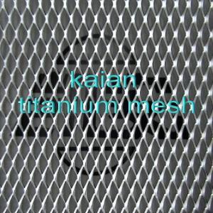 platinized titanium mesh,titanium wire mesh,platinum titanium mesh,titanium anode mesh Manufactures