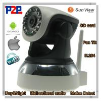 720P HD network ip camera H.264 support Day&Night surveillance camera wireless system Manufactures