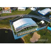 Commerical Double Decker Tents with Arch Top Roof, Large 20x30 Party Tent Marquee Manufactures