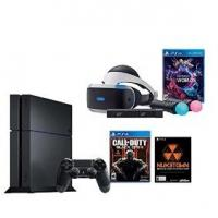 PlayStation VR Launch Bundle 2 Items: VR Launch bundle , PS4 Call of Duty Black Manufactures
