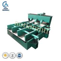 China paper mill pulp stainless steel High Efficiency vibrating screen Manufactures