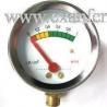 Buy cheap Gas LPG Pressure Gauge from wholesalers