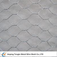 Hexagonal Wire Netting/Hex Decorative Wire Mesh Used for  Fencing Gabion Manufactures