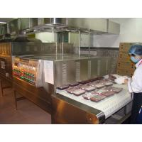 Packed Lunch Box lunch Microwave Heating Machine for Catering Company Hospital Manufactures