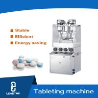 China Sus Candy Pill Making Machine Rotary Tablet Machine For Salt Camphor on sale