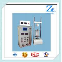 C002-A Soil train control triaxial test apparatus(Digital one) for soil testing machines Manufactures