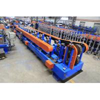 China Easy Operation C & Z Purlin Roll Forming Machine Similar Hayes Purlin Mill on sale