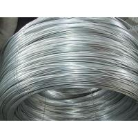 hot dip galvanized wire 3.4mm 100kg/coil Manufactures