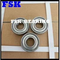 Miniature 6204 ZZ 80204 Motor Bearing Water Pump Bearing Chrome Steel / Carbon Steel Manufactures