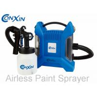 Powerful Airless Spray Equipment Corrosion Resistant 1.8mm Copper Nozzle 800W 3 spray settings Manufactures