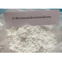 Quality Prohormone Steroid Powder APIs 6-Bro 6-Bromoandrostenedione CAS 38632-00-7 for sale