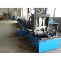 Z Type Steel Purlin Forming Machine CZ Purlin Durable Fast Change Manufactures
