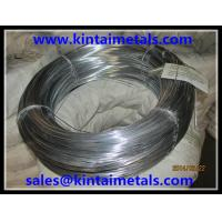 hot dipped galvanised wire bwg16  for wire mesh weaving Manufactures