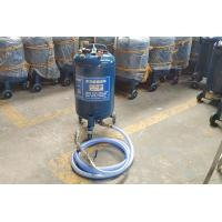 Vertical Industrial Spray Painting Machine For Dry Powder Mortar Spraying Manufactures
