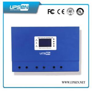 MPPT Solar Charge Controller 12V 24V 36V 48V Auto Recognize for Easy Control Manufactures