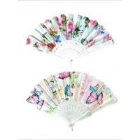Chinese wind plastic silk fan, fan dance, Ms. Fan, fan gift, wedding, with a fan performance with a fan Manufactures